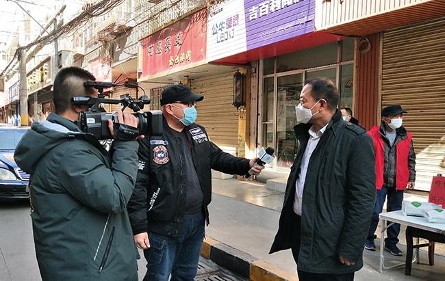 真情交融 同舟共济-渭河源官方网站