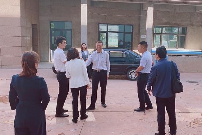品味甘肃特色,助力企业发展--七里河区人大领导莅临渭河源调研-渭河源官方网站